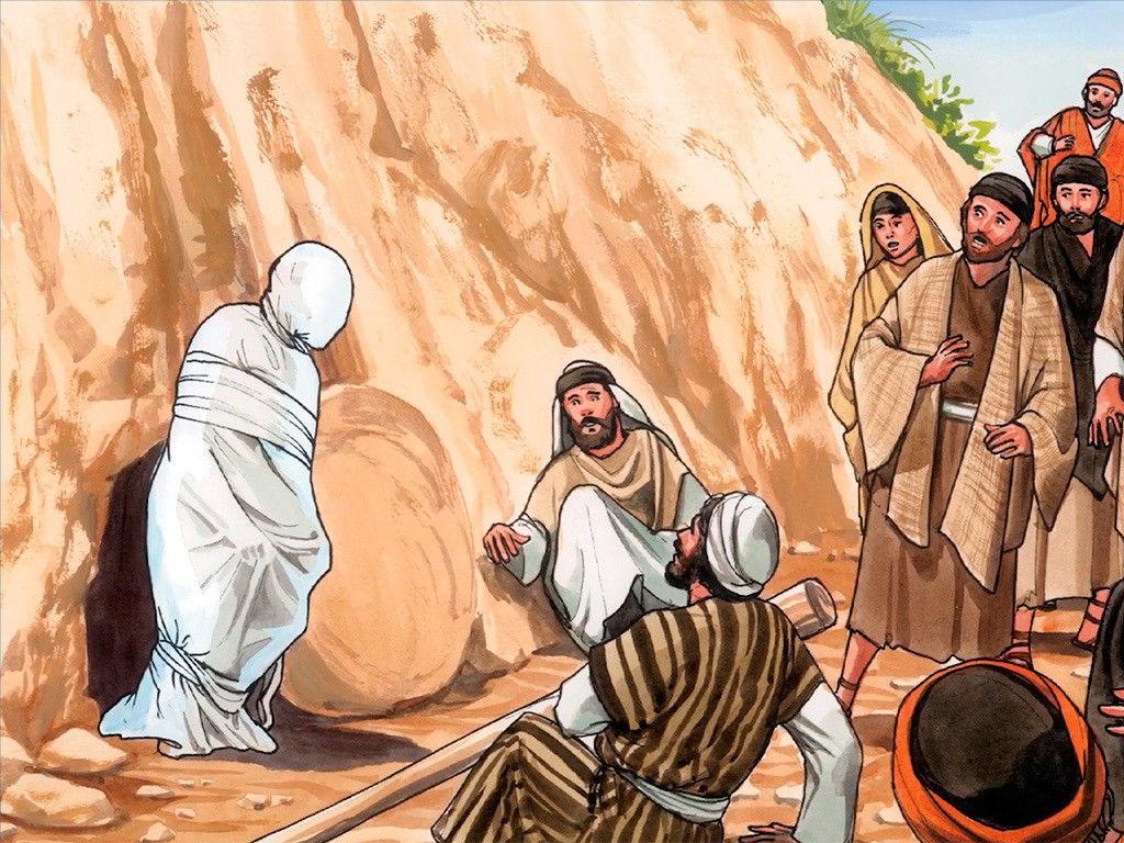 Dimanche 29 mars 2020 – 5ème dimanche de carême – Homélie