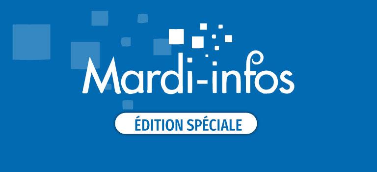 Mardi-Infos – Édition spéciale Messe du 9 avril 2020 – Jeudi Saint