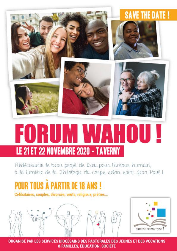 Forum Wahou … plus d'infos !